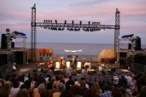 Soleil Nomade - Théâtre de la mer