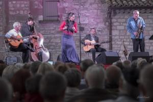 Soleil Nomade, festival de Jazz à Blauzac.